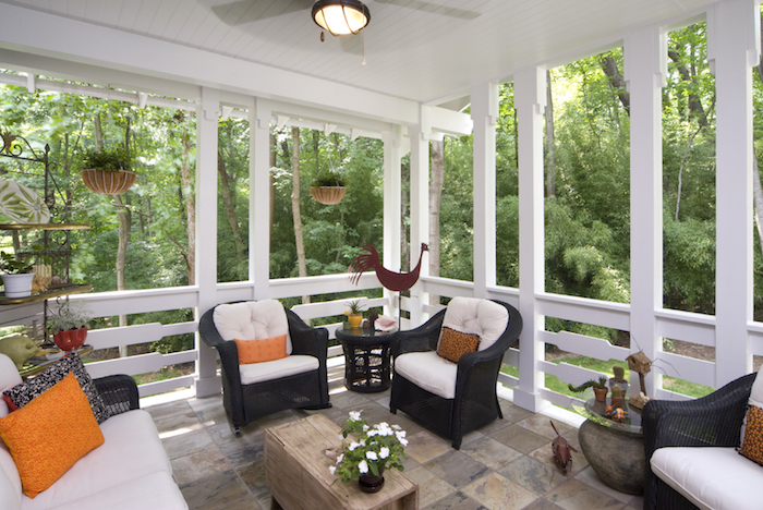 Screened In Porch Vs. Sun Room: Which Is Best For You?