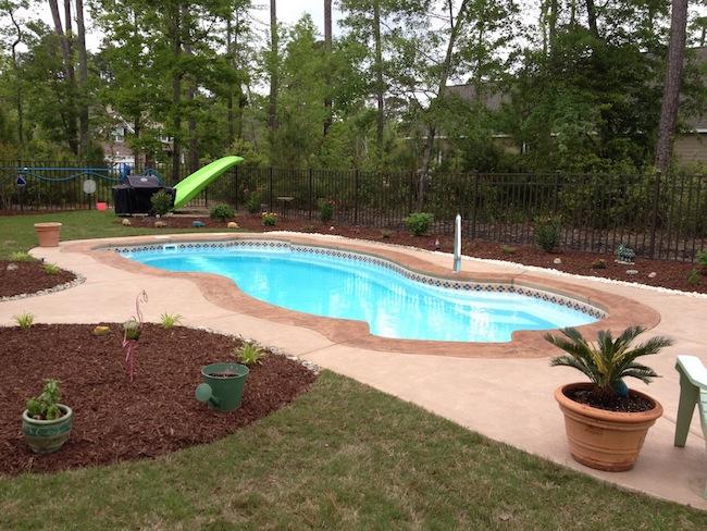 Fiberglass Pool 4