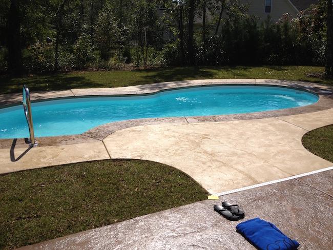 Fiberglass Pool 5