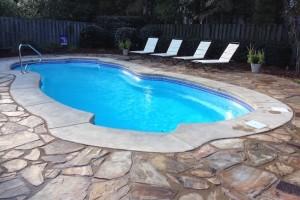 Fiberglass Pool 3
