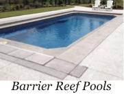 Barrier Reef Fiberglass Pool