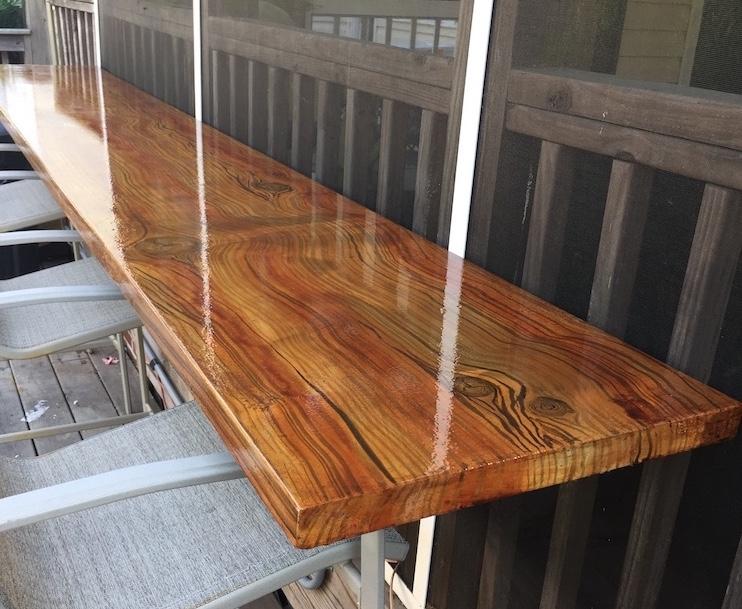 Concrete Bar Top Counter Top
