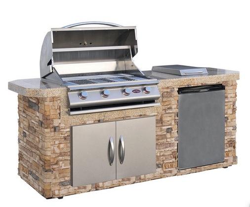Prefab Outdoor Kitchen