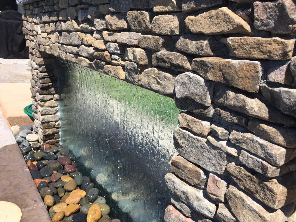 Waterwall, Hampstead, NC